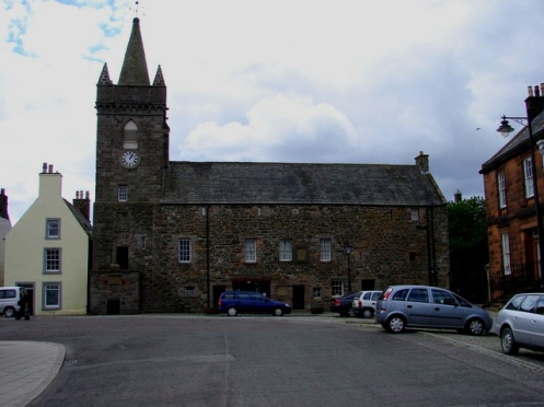 Kirkcudbright Tolbooth