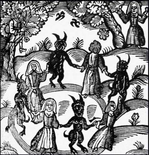 Devils Witches Dance